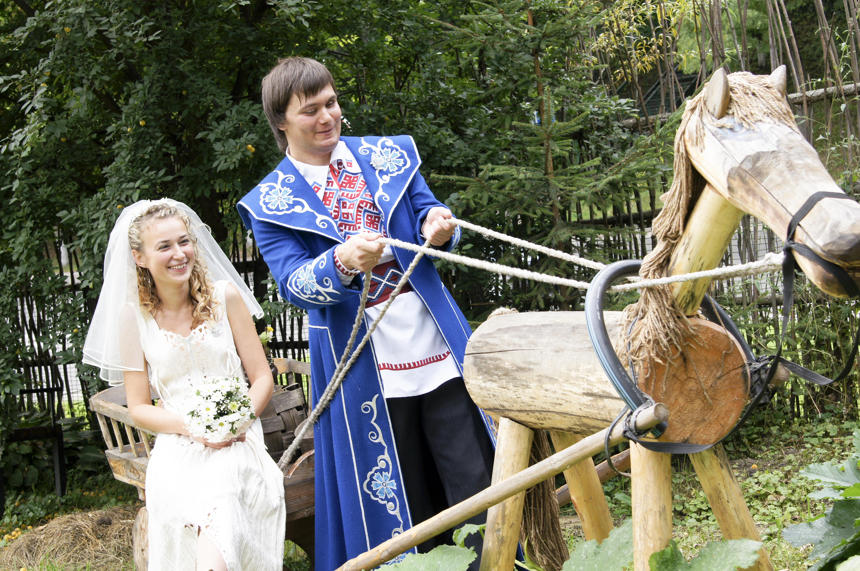 Свадебное фото Юрия Ардынова